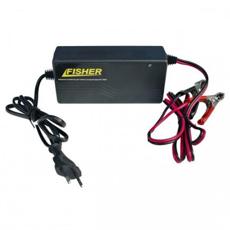 Импульсное зарядное устройство для гелевых аккумуляторов 90-100AH