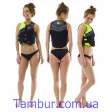 Жилет страховочный Neoprene Vest Women Lime Green