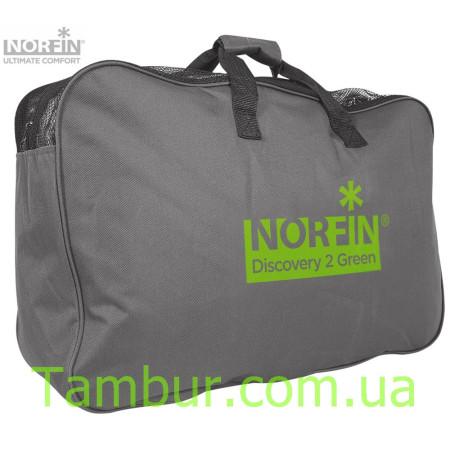 Зимний костюм Norfin Discovery 2 Green -35°C (обновлённый)