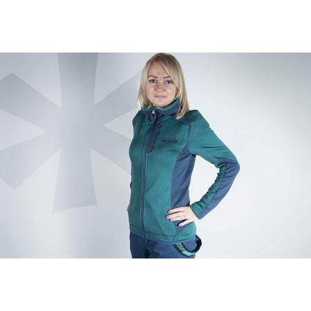 Куртка женская Norfin Women OZONE DEEP BLUE (охота, рыбалка, туризм)