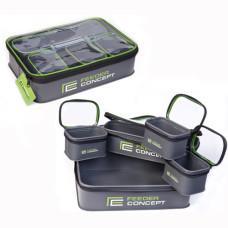 Набор емкостей для рабалки Feeder Concept EVA