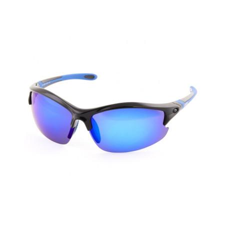 Очки поляризационные Norfin 09 (поликарбонат, линзы серые + Mirror blue)