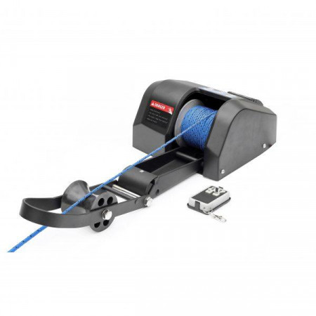 Лебедка AutoTRAC Pontoon 35 с пультом д/у управления