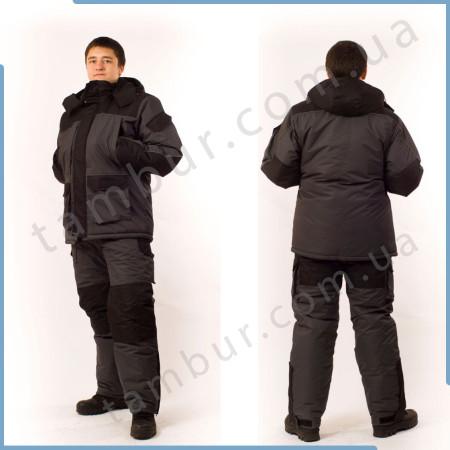 Зимний костюм Taslan Discovery Gray, таслан (элитный)