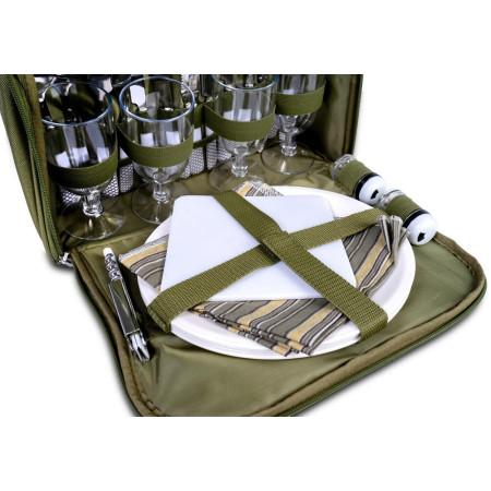 Набор для пикника Ranger Lawn( 4 персоны)