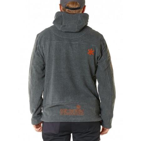 Куртка флисовая с капюшоном Norfin Onyx