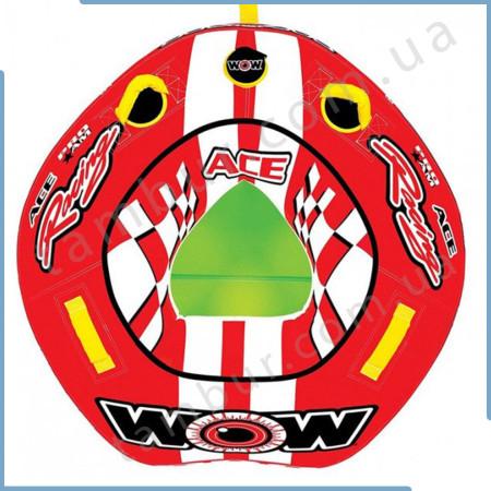 Водная буксируемая плюшка WOW Ace Racing 1Р