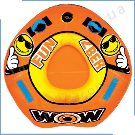 Буксируемый баллон плюшка WOW 2Ber Towable Kit 1Р