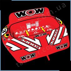 Буксируемый баллон плюшка WOW Coupe 3Р