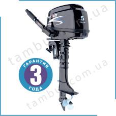 Лодочный мотор Parsun F5BMS    (5 л.с., короткий дейдвуд, четырехтактный)