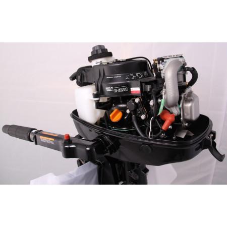 Лодочный мотор Parsun F5BML    (5 л.с., длинный дейдвуд, четырехтактный)