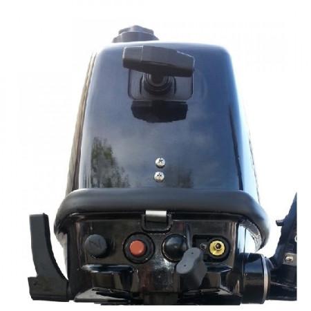 Лодочный мотор Parsun F6ABMS (6 л.с., короткий дейдвуд, винт 9``цифровое зажигание, четырехтактный) DC