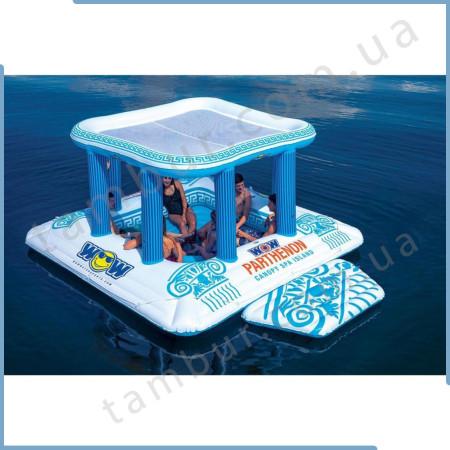 Водный аттракцион (Плюшка) Parthenon Island 20-2000