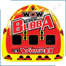Буксируемый баллон (Плюшка) SUPER ВUВВА Ю VIS 3P WOW
