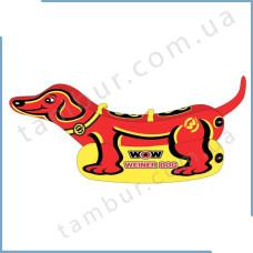 Буксируемый баллон (банан) Weiner Dog 2 Towable WOW