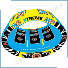 Буксируемый баллон (Плюшка) ХО Еxtreme 3P WOW