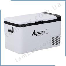 Холодильник-компрессор Alpicool K25 25л (автохолодильник)