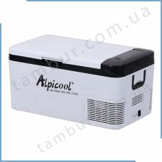 Холодильник-компрессор Alpicool K18 18л (автохолодильник)