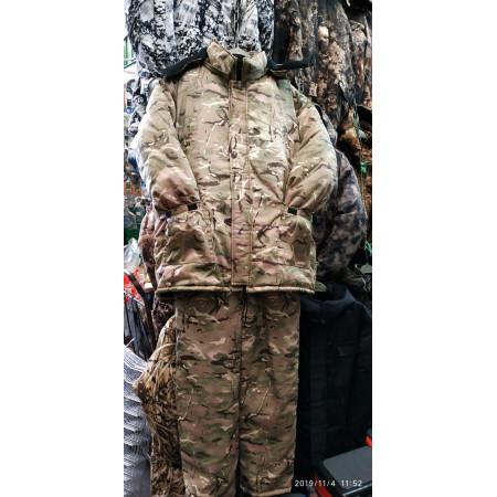 Зимний костюм мультикам для охоты и рыбалки до -30С