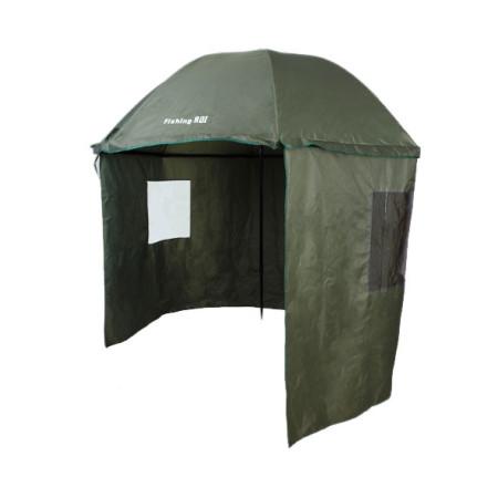 Зонт для рыбалки палатка 2.5 на 2.5 м