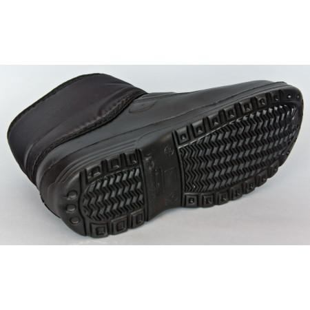 Зимние ботинки для рыбалки Proof Black