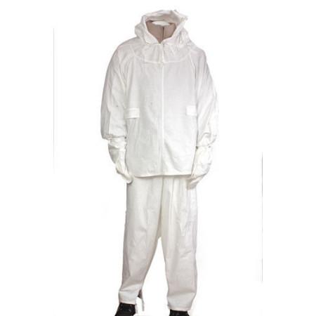 Белый костюм снайпера