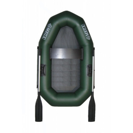 Надувная полуторная гребная лодка из ПВХ Q210L