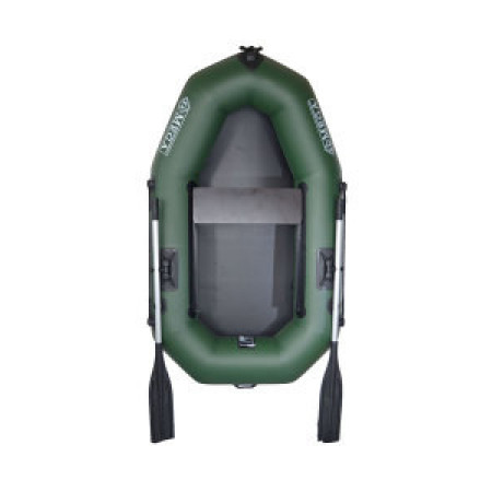 Надувная полуторная гребная лодка из ПВХ Q210L(PS)