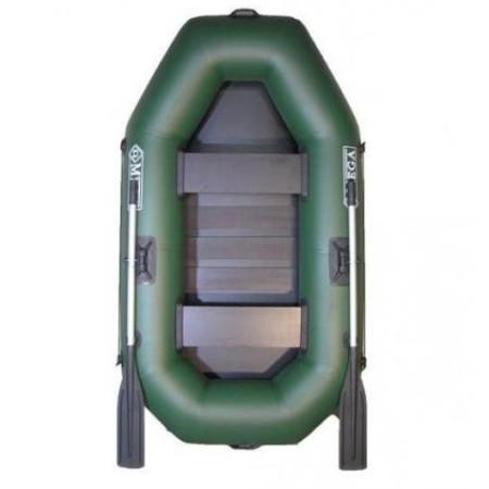 Надувная ПВХ лодка двухместная Q220LS
