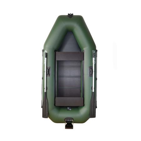 Надувная гребная лодка с навесным транцем Q260LST(PS)