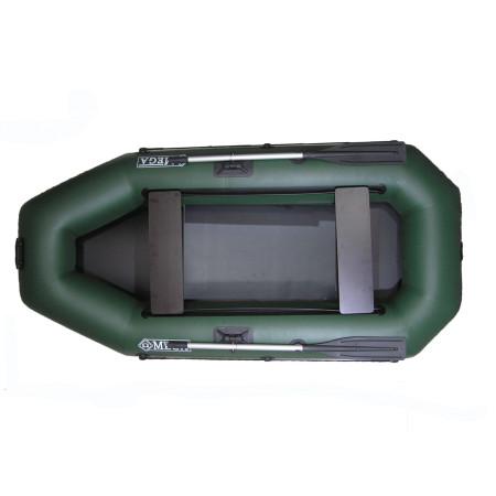 Лодка гребная надувная Q280L(PS)