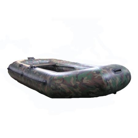 Гребная двухместная лодка  Q280LST(PS)камо