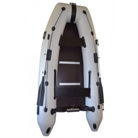 Моторная лодка с надувным килем QU330K