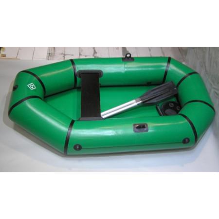 Лодка гребная облегченная гламур 190