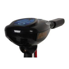 Электрический лодочный мотор Flover 35TG ( с телескопической ручкой и индикатор зарядки АКБ )