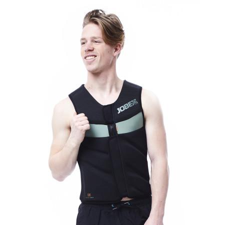 Cпасательный жилет на змейке Hybrid Comp Vest Men Nero
