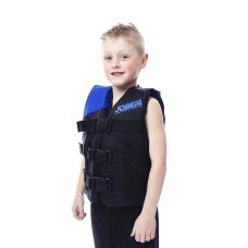 Детский спасательный жилет Progress Nylon Vest Youth Blue
