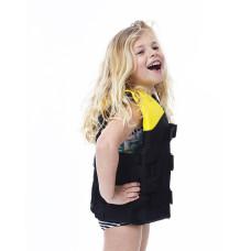 Детский спасательный жилет Progress Nylon Vest Youth Yellow