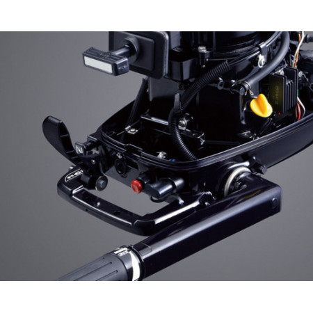 4-х тактный лодочный мотор Tohatsu MFS5C S-S