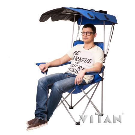 """Кресло для рыбалки """"Престиж"""" с крышей"""