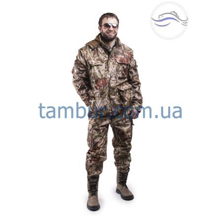Демисезонный костюм для рыбалки и охоты (элитный)
