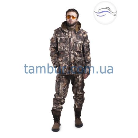Демисезонный костюм лес дуб коричневый (элитный)