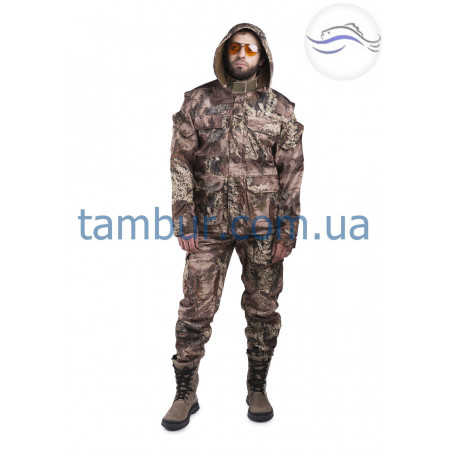 Костюм демисезонный для охоты и рыбалки (элитный)