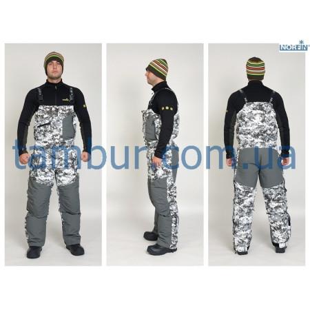 Зимний костюм Norfin Explorer Camo -40°C (охота, рыбалка, туризм)