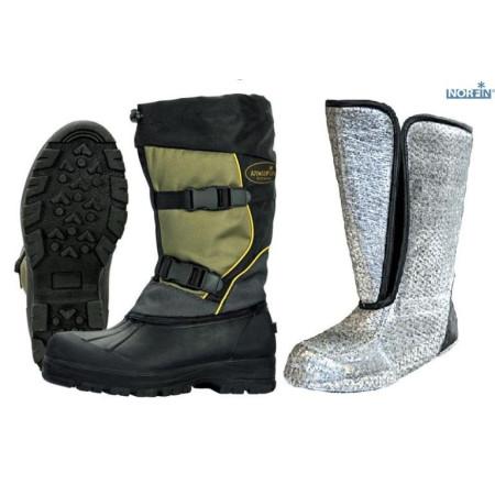 Ботинки зимние Norfin Extreme -50°C, для рыбалки