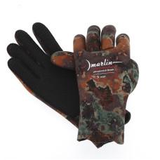 Перчатки Ultrastretch Brown 5 мм