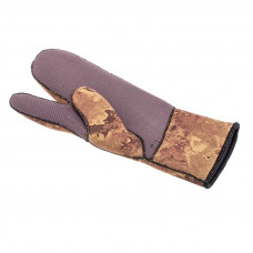 Перчатки трехпалые Nord Oliva 7 мм
