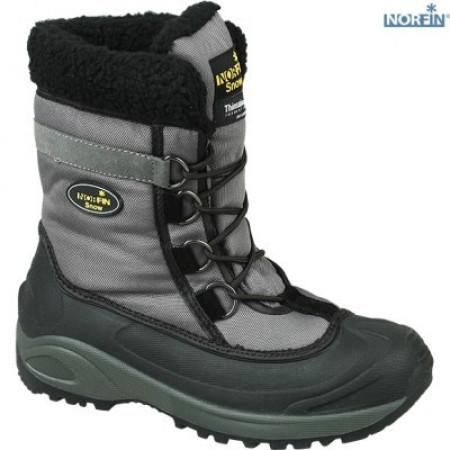 Ботинки зимние Norfin Snow Gray -20°C, для рыбалки и охоты