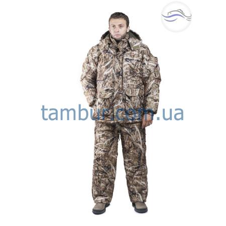 Зимний костюм Тростник для рыбалки и охоты (элитный)