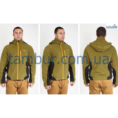 Куртка флисовая Norfin Outdoor (охота, рыбалка, туризм)